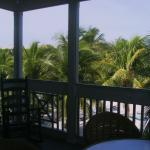 View of the Gulf from the deck