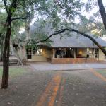 Our cottage at Letaba