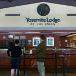 Yosemite Lodge At The Falls - Registration
