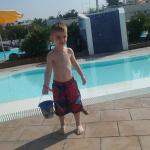 Our amazing holiday hotel riosol july 2015