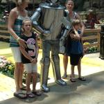 Tin Man from Wizard of Oz