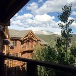 View from our Room - Main Lodge
