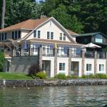 Chelka Lodge on Lake George Foto