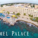 Cozumel Palace from above