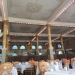One of the restaurants