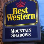 Foto van BEST WESTERN Mountain Shadows
