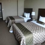 Interior of the 2 Queen bed Fallsview room