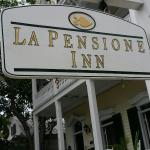 La Pensione Inn is a beautiful historic B&B with 5 star hotel service. The comfortably spacious