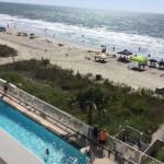 صورة فوتوغرافية لـ ‪Holiday Inn Oceanfront at Surfside Beach‬