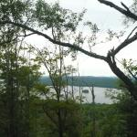 Scenes from the Bear Mountain trail hike