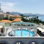 Photo de Sunrise Nha Trang Beach Hotel & Spa