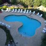 Private pool for StoneyBrook guests