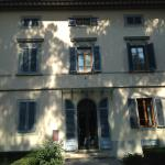 Hotel accommodation at Villa San Paolo, old part of the hotel