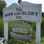 Foto de Hope and Glory Inn