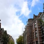 Roemer Visscherstraat, the prettiest little street