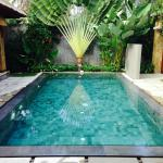 One bedroom Villa Pool