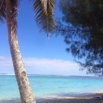 Photo de The Rarotongan Beach Resort & Spa