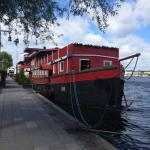 Photo de The Red Boat Hotel & Hostel