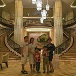 We had such a memorable anniversary celebration at St. Regis Abu Dhabi because of all these wond