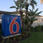 Foto de Motel 6 Santa Barbara - Beach