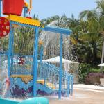 Starfish Cay water playground