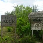 Entrance to The Rock