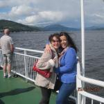 On the Ferry to Dunoon