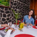 Delight yourself with a delicious and carefully prepared selection of Costarican-style dishes fr
