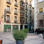 Hotel Imperial Toledo, on the edge of Plaza Carlos V