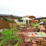 terrasse grill enclume