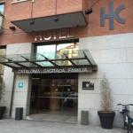Photo de Hotel Catalonia Sagrada Familia