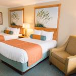 Guest Room with 2 Double Beds