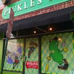 Pickles Pub down the block