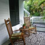 Sunset room porch