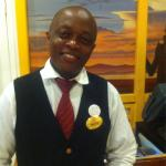 Mr. Martin Kimile - Supervisor - very charming, helpful and Exellent at service !