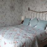One of the pretty rooms at St Georges