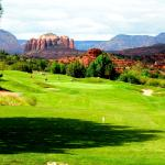 Sedona Golf Resort is nearby.