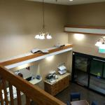 Front Desk / Reception / Dining Area