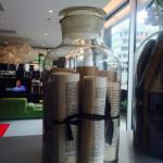 Photo de citizenM Amsterdam