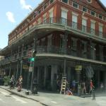 French Quarter is just a walking distance from our hotel.