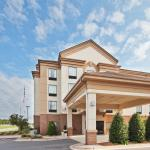 Holiday Inn Express Suites Lawton Fort Sill Foto