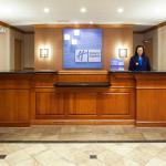 Holiday Inn Express Forest City Foto