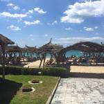 Photo de The Orangers Beach Resort & Bungalows