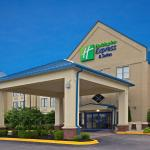 Holiday Inn Express and Suites Scottsburg Foto