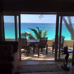 Villa 3 Porch Oceanfront View