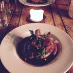 Thatched Cottage dinner