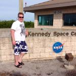 Kennedy Space Center on Merritt Island is not too far away from The Cove at Ormond Beach.