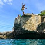 CLiff Jumps