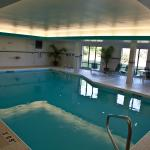 Holiday Inn Express Hotel & Suites Lansing-Dimondale Foto