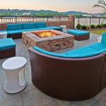 Foto de SpringHill Suites by Marriott Chattanooga Downtown/Cameron Harbor